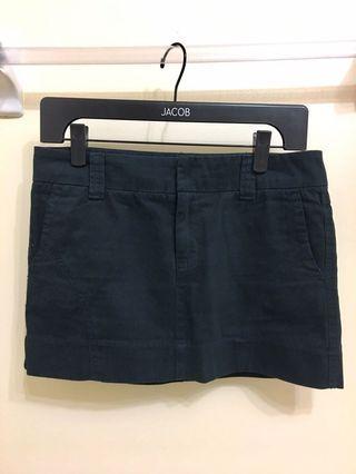 BDG cotton mini skirt