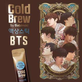 🚚 BTS cold brew