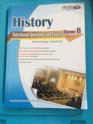 History Questions & Essays B Book 2