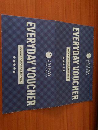 🚚 Cathay Everyday voucher