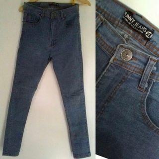 #BAPAU Punny Jeans High Waist Jeans