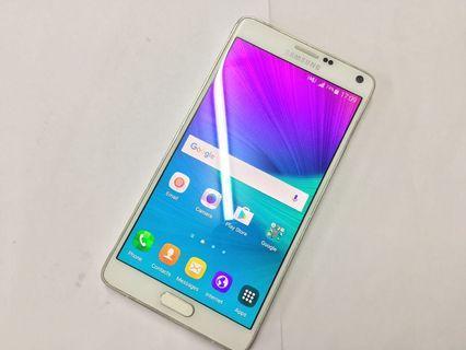 Samsung Galaxy Note 4 32GB 3GB Ram 4G LTE Ori