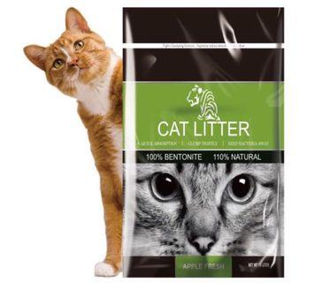 Tiger Pet Bentonite Sand 10L - $7.50 / 10 For $70.00 With Free Delivery