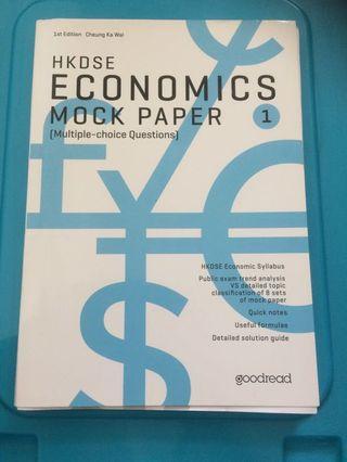 Econ Mock Paper 1