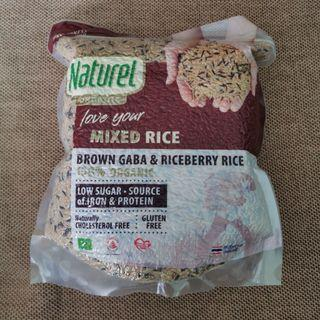 Naturel brown rice mox