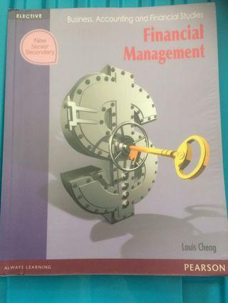BAFS Financial Management Pearson Textbook