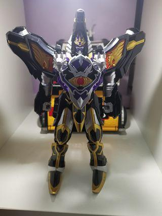 🚚 Power Rangers (Sentai) Mystic Force Megazords