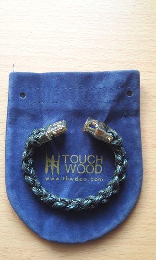 Menswear bracelet