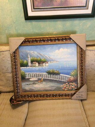 Framed Painting - 2 pieces