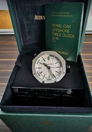 [Brand New with Warranty] Authentic Audemars Piguet Royal Oak Offshore ROO Diver Table Desk Clock