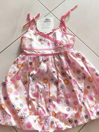 Cerisi Baby Girl dress