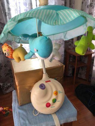 🚚 Fisher Price Musical Mobile