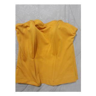 Korset yellow mustard