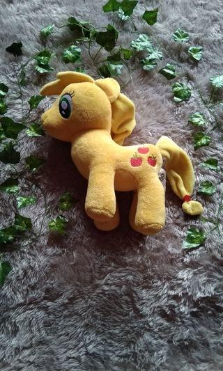 Boneka little poni apple jack