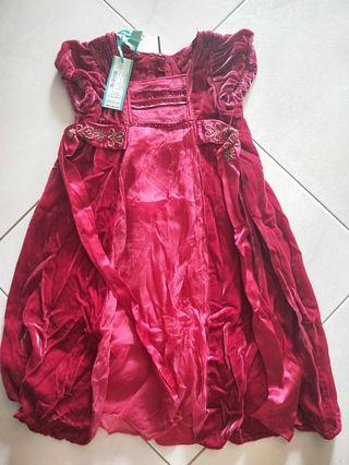 🚚 Princess Party Dress suit 10 yrs old