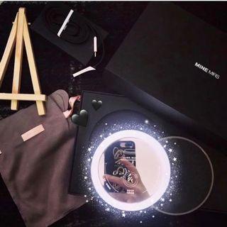 🚚 BN Mine Mirs Portable Make Up Mirror