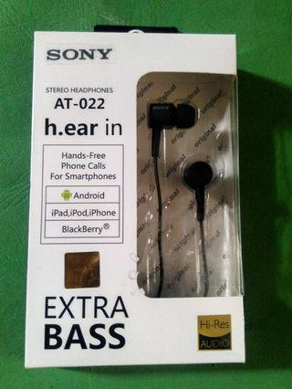 Headset AT-022 Extra Bass