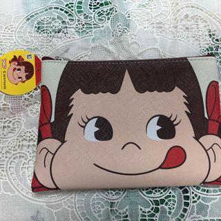 [現貨]🌟韓國直送 牛奶妹化妝袋