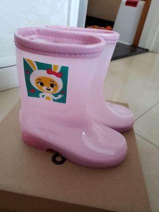 韓國名牌 Korea Cocorita 女童水鞋 160碼 (全新)