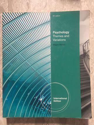 🚚 Psychology