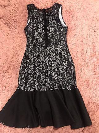 Black Dress - 01