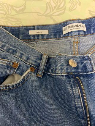 Pull and Bear Mom Jeans