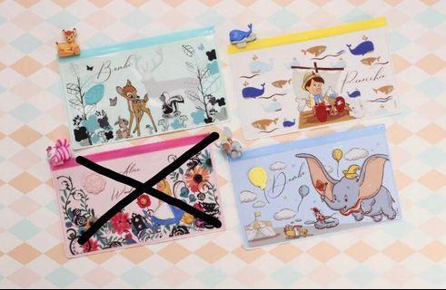 [7-11印花] 迪士尼人物隨行袋