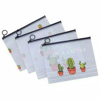 Pouch Model Kaktus