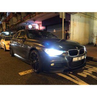 BMW 320D (1991cc) 2014