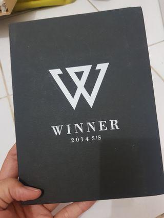 WINNER 2014 S/S black Ver.