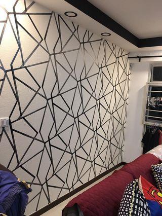 3D Wallpaper project