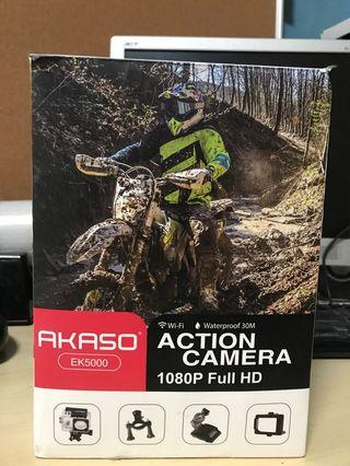 🚚 Akaso EK5000 1080 Full HD action cam