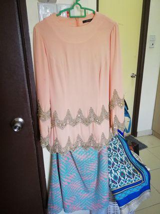 #gayaraya Jovian Mandagie mini kurung