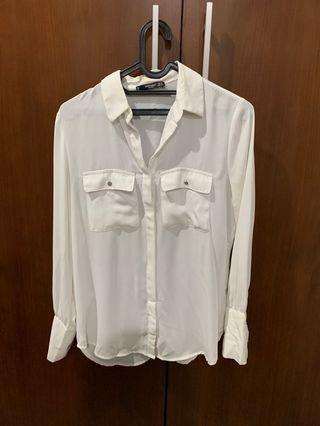 White Shirt Mango
