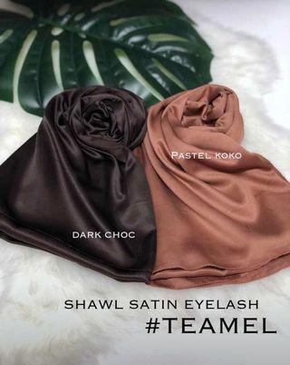Shawl Satin Eyelash