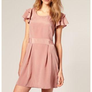 BNWT ASOS Vero Moda Pink Dress