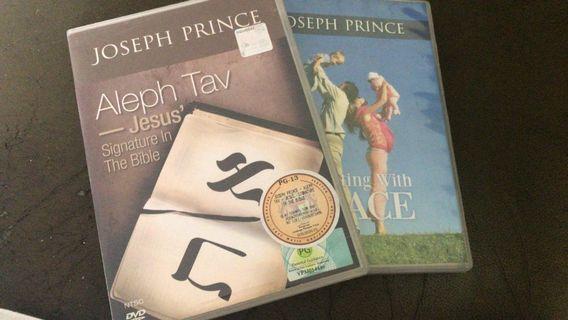 🚚 Prince sermon on DvD-Grace // Aleph Tav