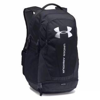 UnderArmor Backpack Black Hustle  [Hot Selling] 53341343