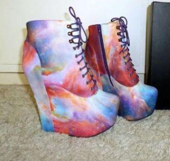 Limited Edition BlackmilkXJeffrey Campbell