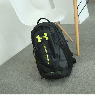 UnderArmor Backpack green Hustle  [Hot Selling] 97036704