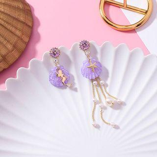 [ON HAND] Mermaid Earrings
