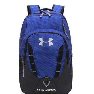 UnderArmor backpack Storm  - blue [Hot Selling] 98021732