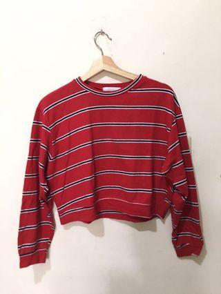 #BAPAU sweatshirt croptop