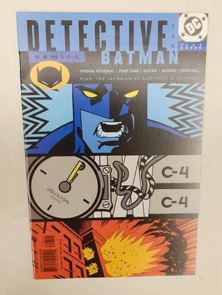 Detective Comics #748 ( ♡ Dave Johnson - Cover Art) DC Comics