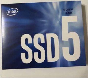 Intel SSD 545s Series (512GB, 2.5in SATA 6Gb/s) - BNIB SEALED !