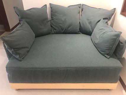 Ikea Sofa Bed (Askenäset)