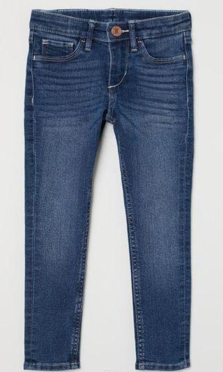 Brand new unworn Superstretch Skinny Fit Jeans for Girls US2-3yrs