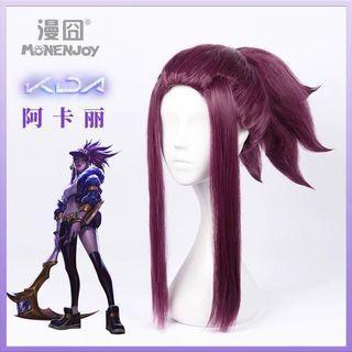 K/DA Akali wig