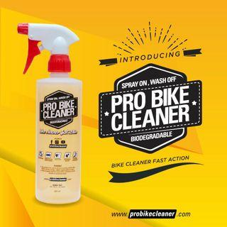 Pro Bike Cleaner for Motorcycle & Bicycle Chain/ Car & Motorbike rim