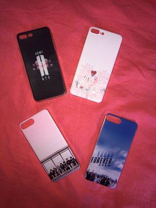 BTS iPhone 8 Plus phone cases